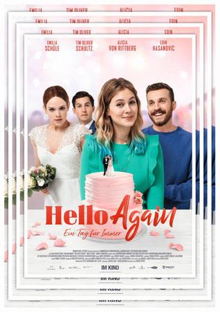 Hello Again Plakat