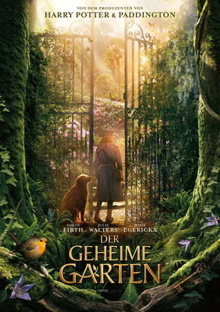 Der Geheime Garten Plakat