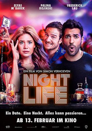 Nightlife Plakat