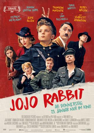 Jojo Rabbit Plakat