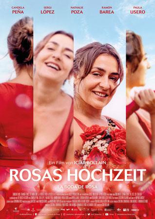 Rosas Hochzeit Poster