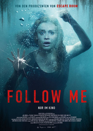 Follow Me Plakat
