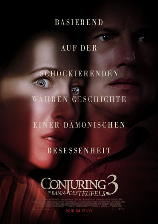 The Conjuring 3 Plakat