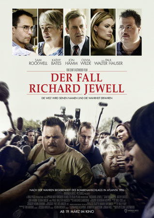 Der Fall Richard Jewell Plakat