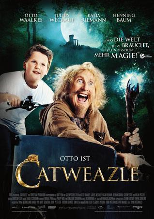 Catweazle Plakat