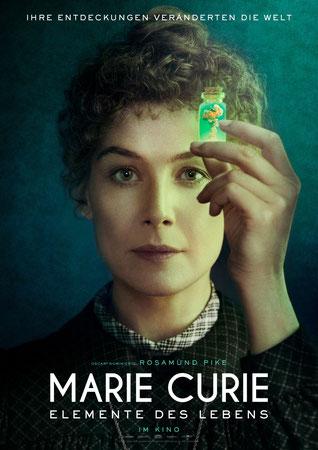 Marie Curie Plakat
