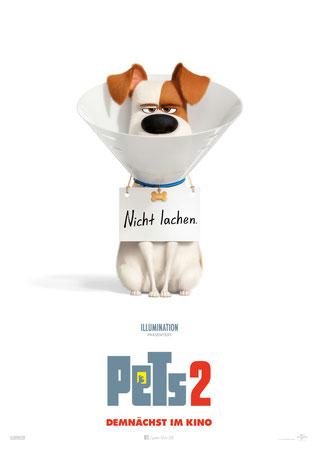 Pets 2 Plakat