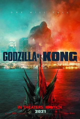 Godzilla Vs. Kong Plakat