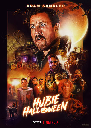 Hubie Halloween Plakat