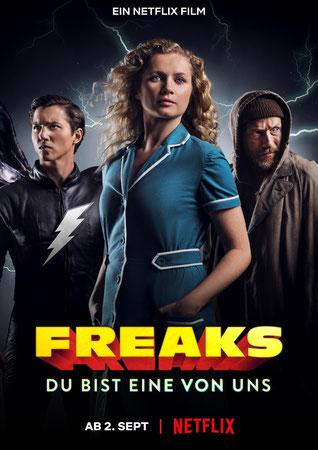 Freaks Plakat
