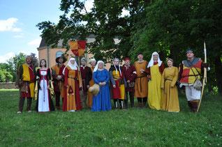 ©2017 Kreisheimattag in Dinklar, die IG Hildesheimer Gemeinheit AD1350 ist mit dabei!