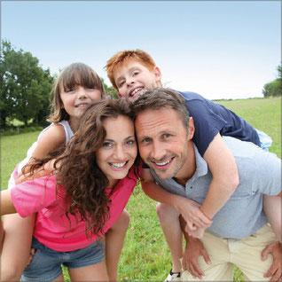 Unternehmungen mit der ganzen Familie