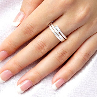 Rauschmayer Brillantring Verlobungsring