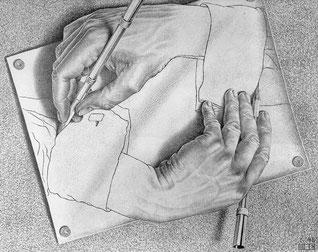 Mauritis Cornelis Escher (1898-1972)