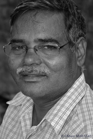 Mr Aruldass, Founder and trustee manager - 2012