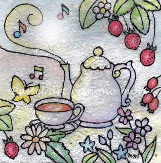 Tea Time (講座・初心者OK)