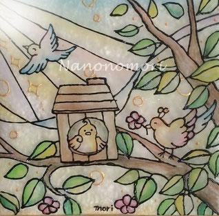 小鳥の家(講座 初心者もOK)