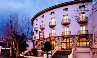 Hotel restaurant La Chaumière Quillan
