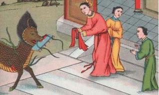 Téléchargement. Henri DORÉ (1859-1931) : Recherches sur les superstitions en Chine. Tome XIII.A. Vie de Confucius illustrée. Variétés sinologiques n° 49, Zi-ka-wei, 1918.