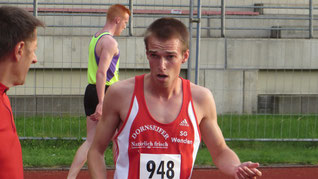 800 m Florian Herr