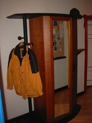 Garderobe, Claus Kempe, Burgdorf