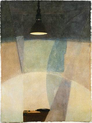 francois beaudry aquarelle peinture série chercheur de trésors 5