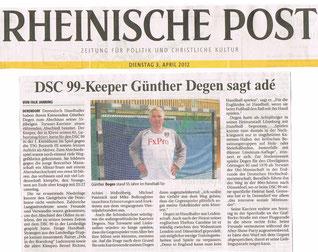 Rheinische Post, 2012