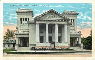 First Baptist 1920