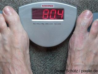 Gewichtsreduktion durch Ernährungsumstellung