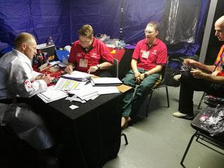 Foto: ORGA Team um Lousie Viviers – 10. WMAG in Südafrika – Quelle NMAC Germany