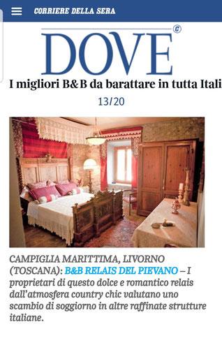 Corriere della Sera 3 novembre 2018