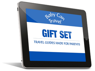 Baby Can Travel Gift Set