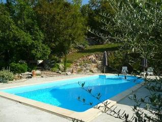 Ferienhaus mit Pool Perigord