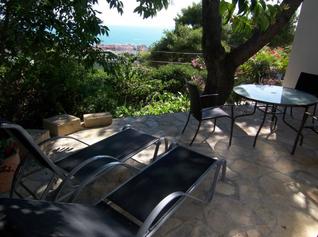 Balkon Ferienwohnung 1