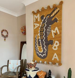 kilimmesoftly.ch, nachhaltig, interior design, wall hanging, Kenya