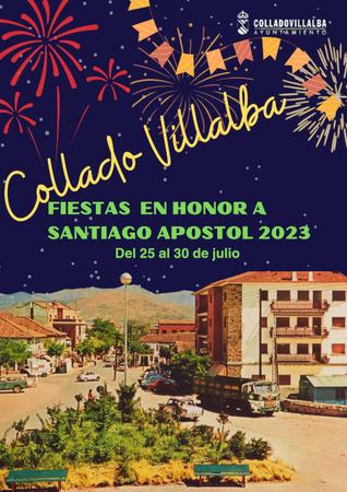Fiestas de Santiago en Collado Villalba