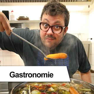 Kickstart Magazin Gastronomie Beruf