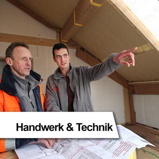 Kickstart Magazin handwerkliche und technische Berufe