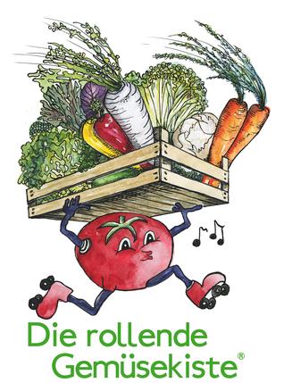 Logo Die rollende Gemüsekiste