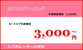 カーエアコンクリーニング カートピア石橋/島根県松江市