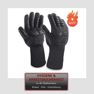 Hitzeschutzhandschuhe
