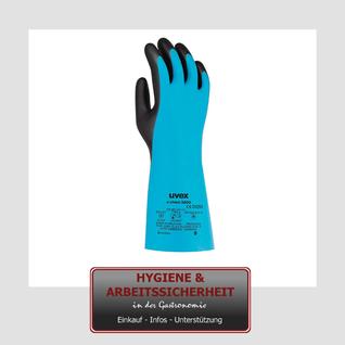 Säurebeständige Handschuhe