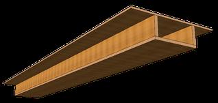 Potius Box Beam Configuration