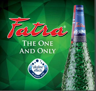 Fatra Flaschen the one and only. png.