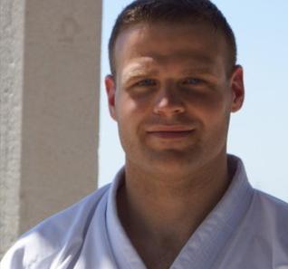 Shihan Sascha Keller - Abteilungs- und Dojoleiter 5. Dan Karate-Do & 3. Dan Kobu-Do