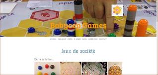nouveau site bobycopgames sur les jeux de société