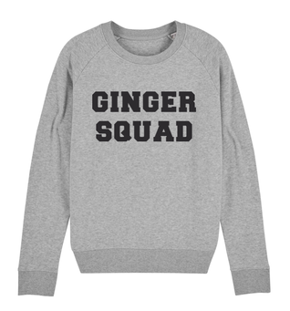 """GINGER SQUAD"" SWEATER 65€"