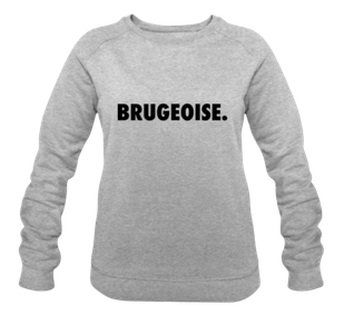 """BRUGEOISE NEW CITY"" SWEATER 65€"