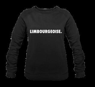 """LIMBOURGEOISE"" SWEATER 65€"