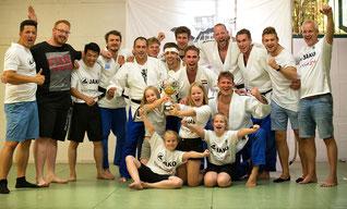 RTV Judoteam Aufstieg Team